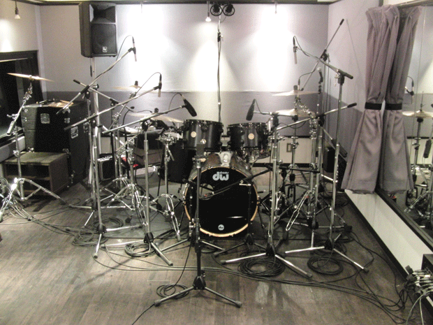 レコーディング新プラン!ドラムパック登場!